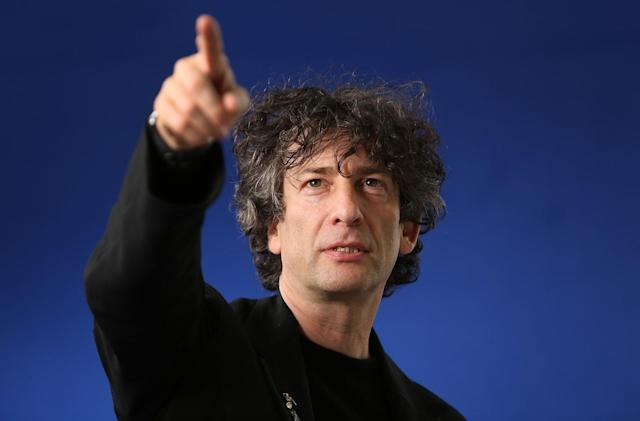 Neil Gaiman is making a 'Good Omens' miniseries for Amazon Video