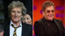 Rod Stewart says Elton John farewell tour 'stinks' and is 'dishonest'