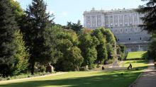 El Campo del Moro, una explosión de biodiversidad al pie del Palacio Real