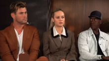 Don Cheadle stands by Brie Larson after she's slated by body language expert