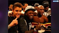Floyd Mayweather Jr. -- Justin Bieber's My Man Crush!