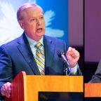 Graham, Harrison accuse each other of deception in final SC Senate race debate