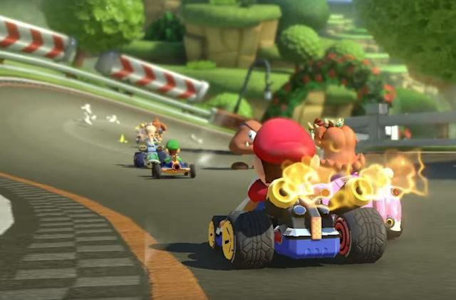 'Mario Kart 8 Deluxe' gets new racers and revives old modes