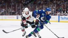 Vancouver Canucks sign depth defenceman Guillame Brisebois to one-year deal