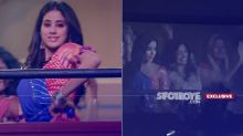 Inside Videos: Frenzy For Janhvi-Ishaan, Audience Hooting & Whistling On Zingaat