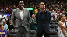 Rob Pelinka celebrated Lakers title by calling Magic Johnson