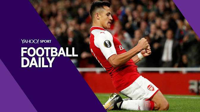 Football Daily: Sanchez to Man United rumours, Chelsea transfer ban plus more
