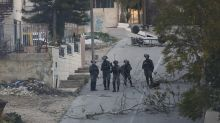 Israel partially demolishes suspected attacker's home