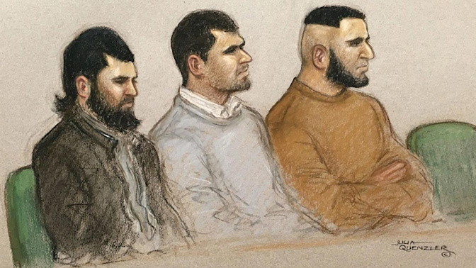 Teacher 'obsessed with ISIS plotted attack on Westfield'