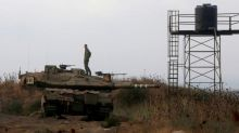 Israeli jets strike Syrian military targets after army thwarts Golan Heights attack
