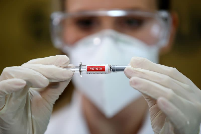 Sao Paulo state in Brazil asks approval to use Sinovac COVID-19 vaccine