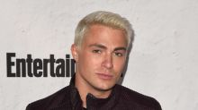 Colton Haynes puts his butt on display while celebrating 'full moon'