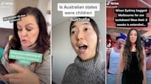 'Finally our turn': Victorians mock Sydney over Covid lockdown