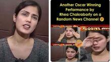Rhea Badly Trolls On Social Media For Her Campaign