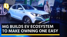 Partner | MG Builds EV Ecosystem to Make Owning One Easy | The Quint
