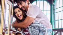 Did Sushant Singh Rajput host a surprise birthday bash for Kriti Sanon?