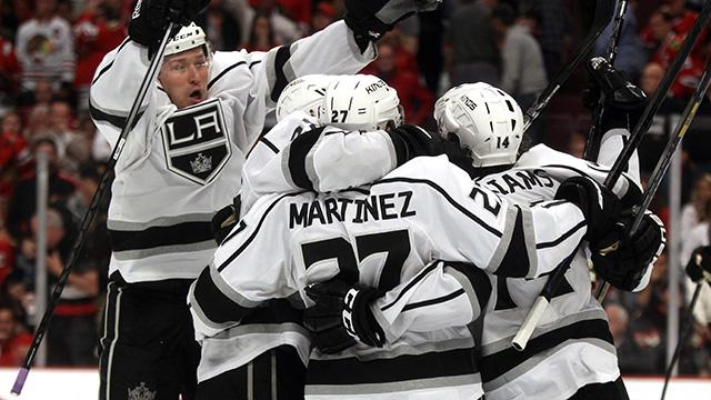 Why the Kings will win the Stanley Cup