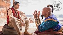 Will Smith reassures 'Aladdin' fans that his Genie will be BLUE