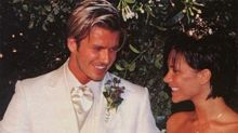Victoria and David Beckham Celebrate 18th Anniversary With Epic Throwbacks-- See the Pics!