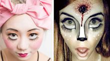 These Sexy-Yet-Scary Halloween Makeup Ideas Are Truly Epic