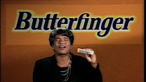 Maya Angelou for Butterfinger