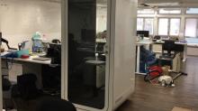 【熱話】有辦公室設立室內電話亭