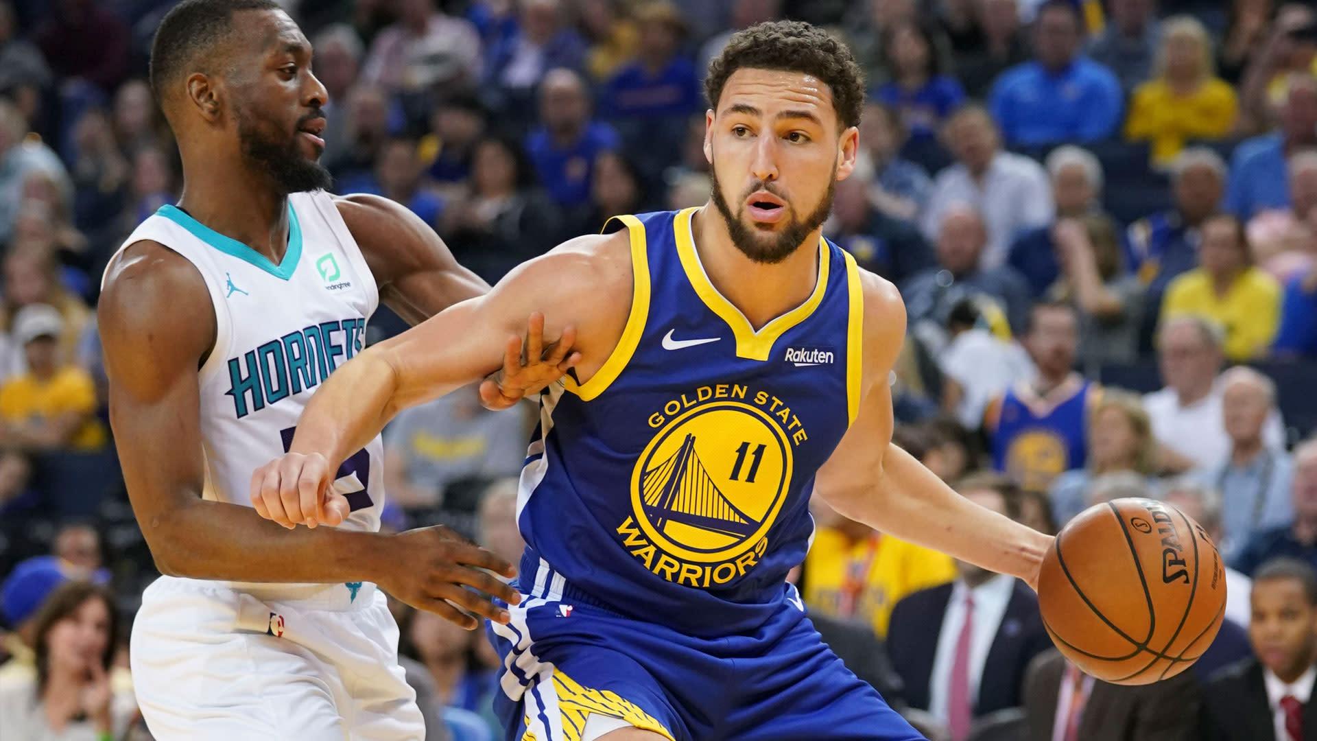 Klay Thompson's All-NBA team snub is fair, even though it seems unfair