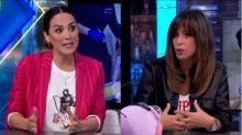 Nuria Roca, 'trending topic' por su respuesta a Tamara Falcó cuando cargó contra AstraZeneca