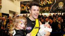 Trent Cotchin's life lesson after hitting 'rock bottom'
