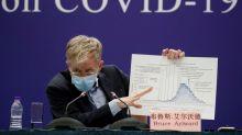 China probably saved hundreds of thousands of coronavirus cases - WHO