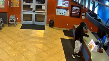 Married, off-duty cops interrupt 'date night' to stop armed robbery attempt at restaurant