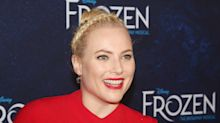 Meghan McCain says she's sick of comments about her weight: 'Men just don't have that problem'