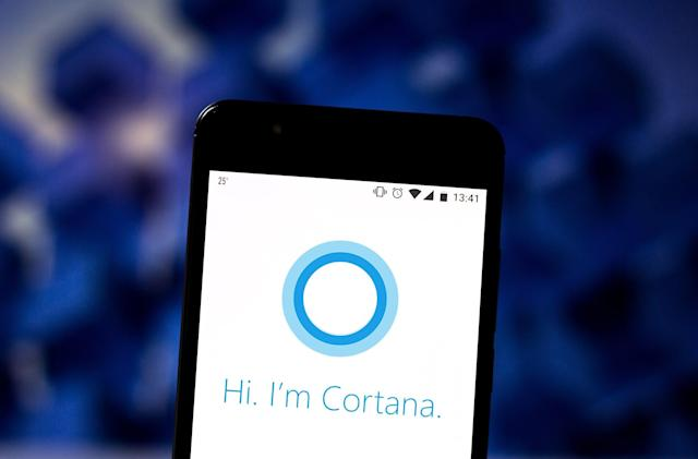Microsoft contractors reportedly reviewed Cortana clips on insecure PCs