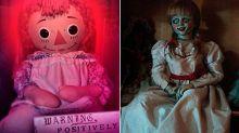 Conoce la aterradora historia real de Annabelle, la muñeca maldita de la saga Conjuring
