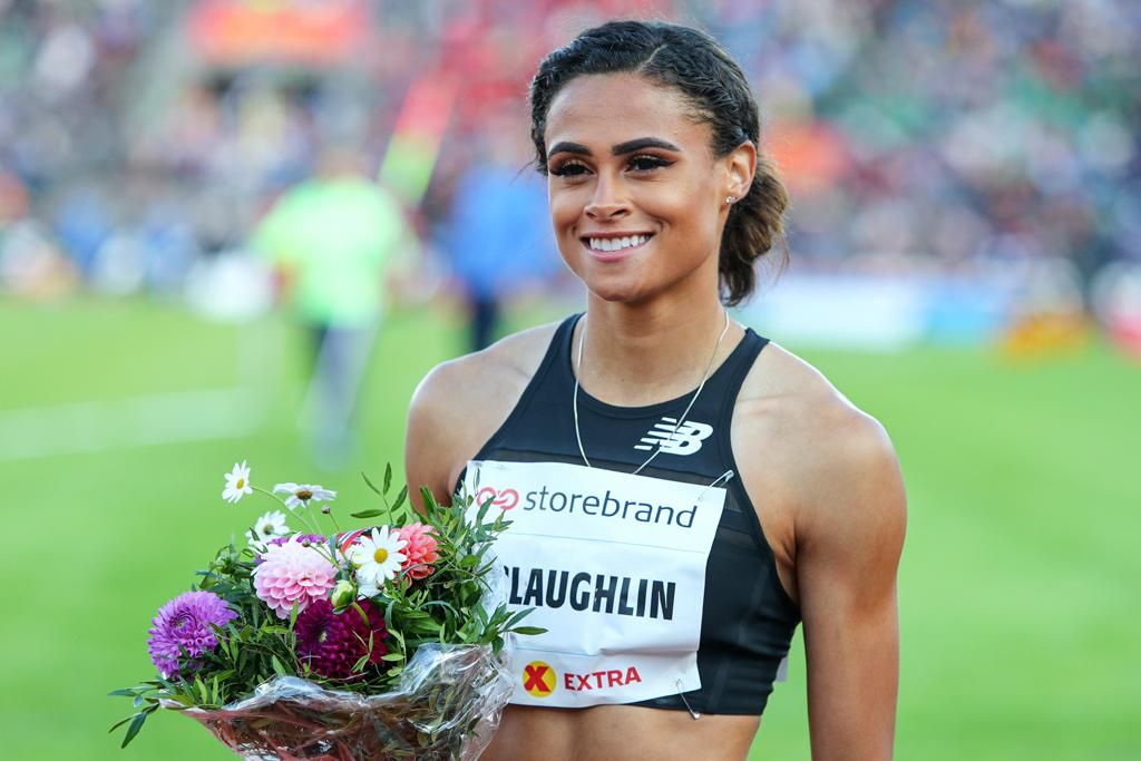 Olympic Runner Sydney McLaughlin Honors New Balance With the 2020 FNAA Athletic Brand of the Year - Yahoo Lifestyle