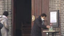 """S.Korea declares coronavirus """"red alert"""""""
