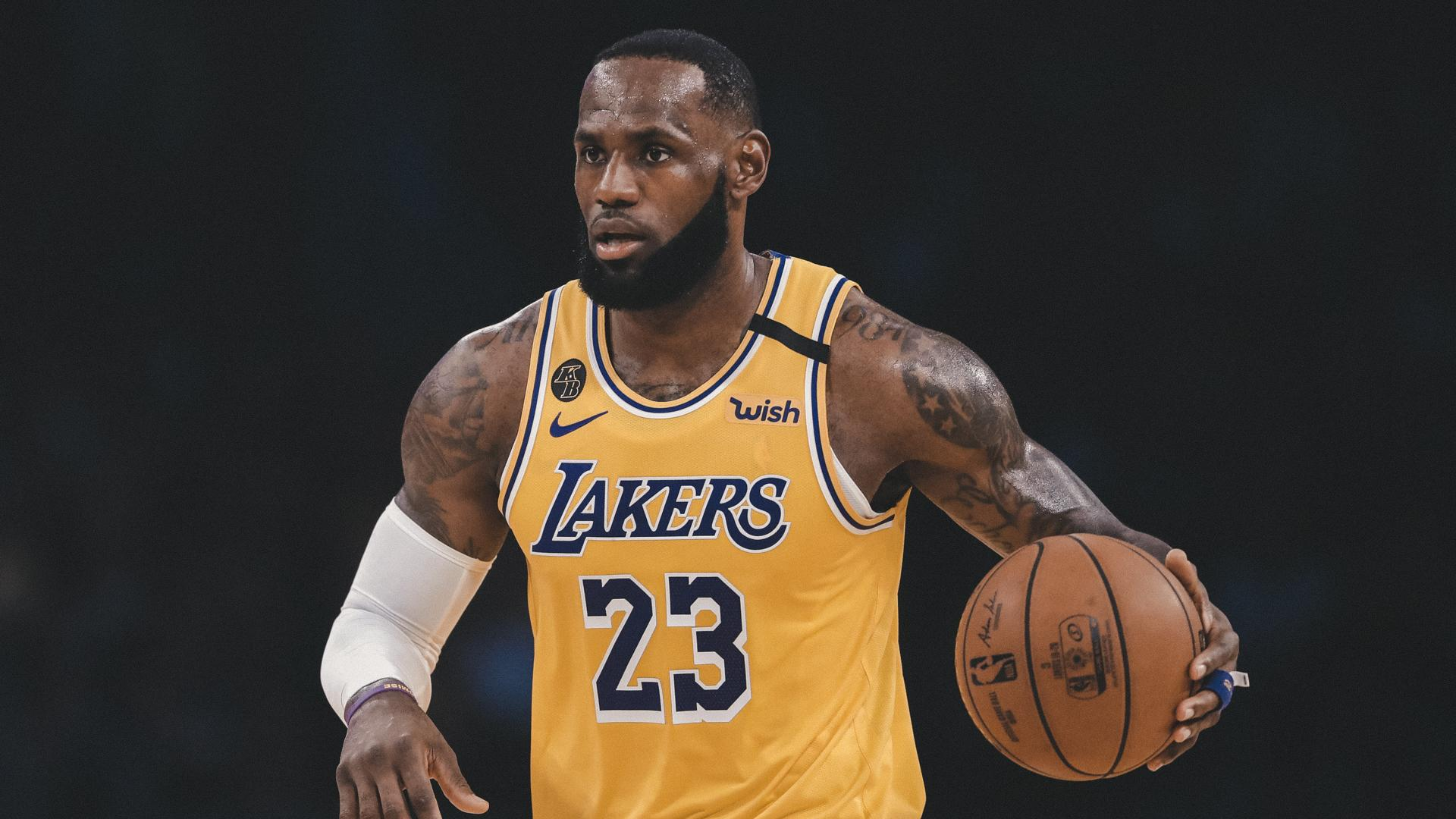 LeBron James, Jrue Holiday and 28 More Sports Stars Spending Big and Speaking Out for Racial Justice