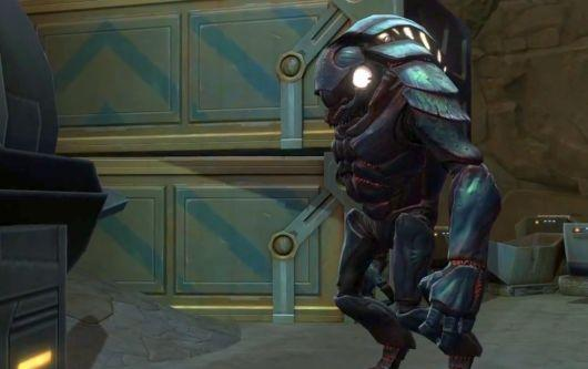 Star Wars: The Old Republic shows off how to make Makeb [Updated]