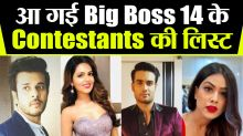 Bigg Boss 14: These Celebrities Will be Part of Salman's Controversial Show