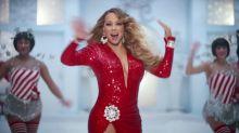 """Fans spotten über Mariah Careys """"merkwürdigen"""" Weihnachts-Werbespot"""