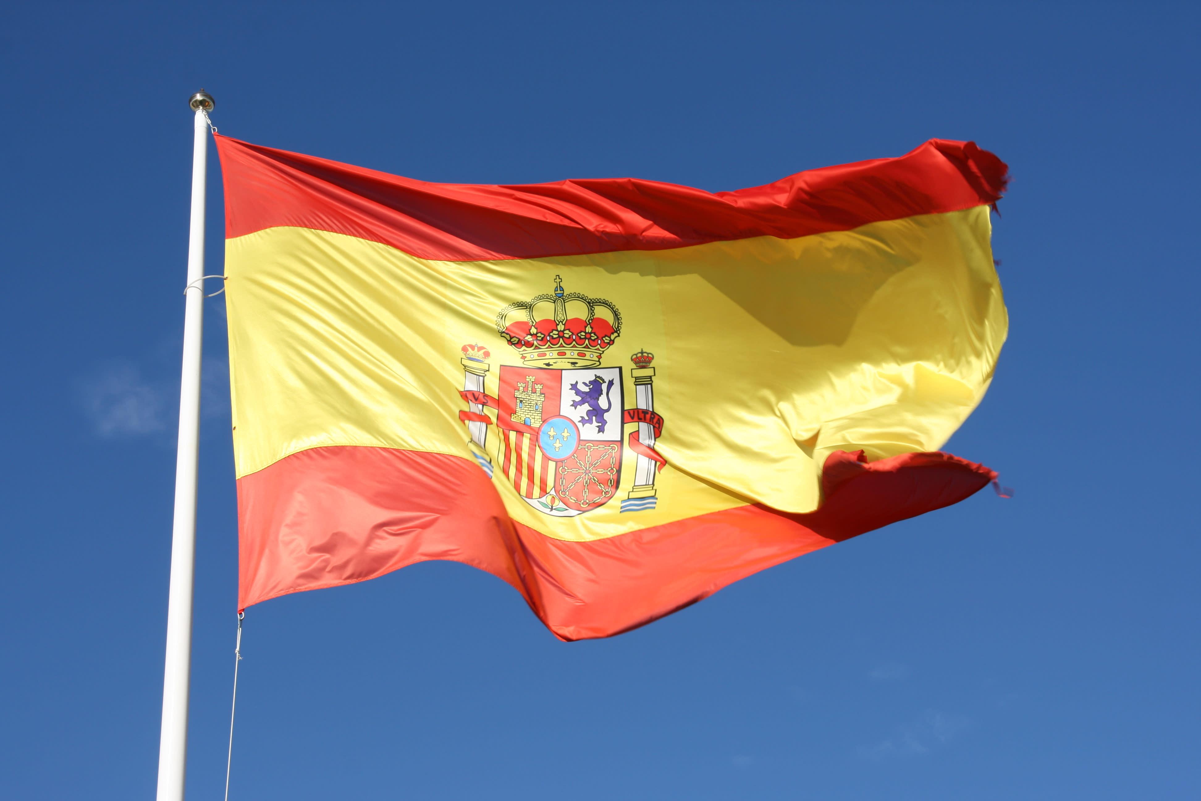 Corona Spanien Virus