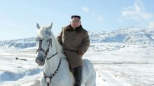 Líder norte-coreano passeia a cavalo e gera boatos