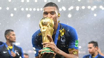 Why there's no France stars in the World Cup best XI
