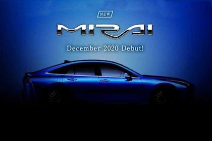 Toyota新世代Mirai 12月發表亮相