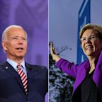 Elizabeth Warren Rises to Tie Joe Biden in Poll of New York Democrats