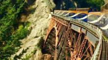 Canada's Most Spectacular Train Trip: Views You Won't Believe