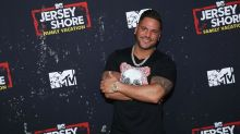 'Jersey Shore' star Ronnie Ortiz-Magro reveals black eye in apparent reference to domestic violence