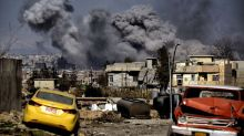 Civilian casualties in Mosul airstrikes