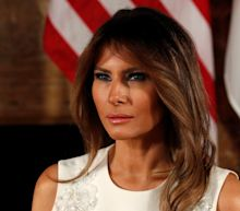 Trump admits he didn't have time to get Melania a birthday present