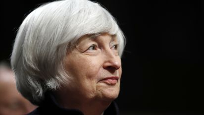 An ode to Janet Yellen